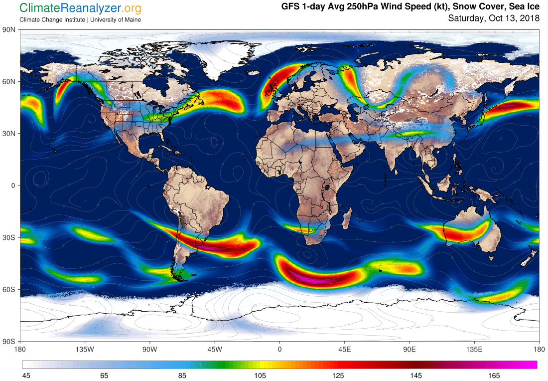 Global Meteo Overview 13 October, 2018 #Earth #weather (Raport meteo Pamant - 13 Octombrie 2018)