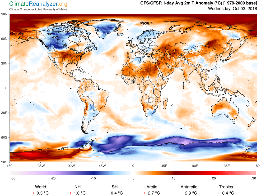 Global Meteo Overview