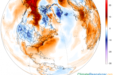 Global Meteo Overview 3 December, 2018