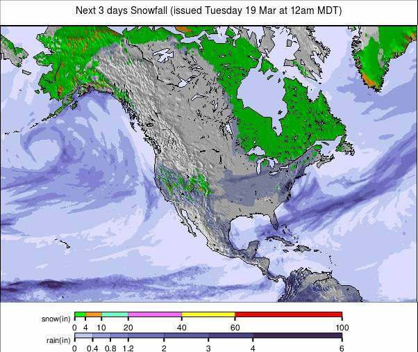 Precipitation maps North America #USA #weather  Rainfall USA