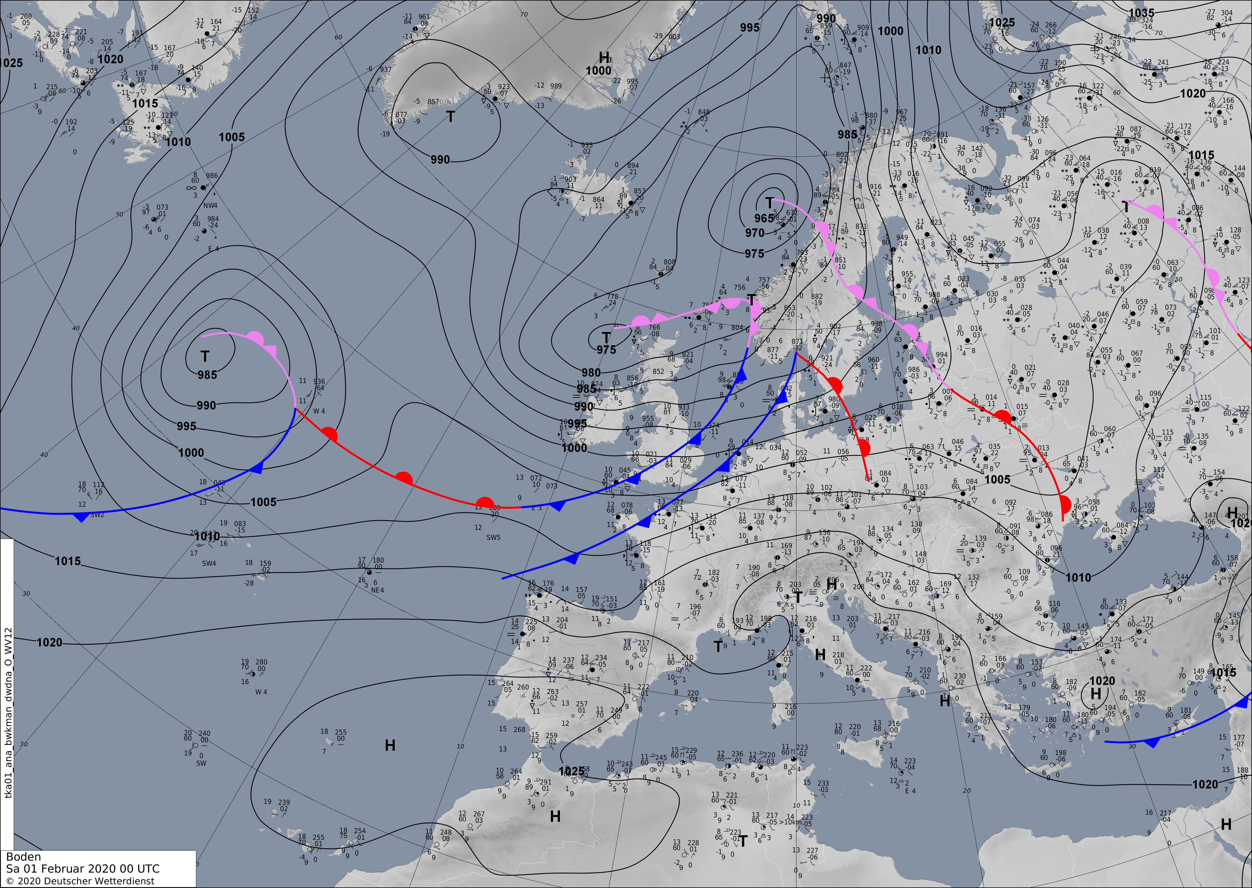 Europe weather forecast 48h #weatherforecast #Europe (Prognoza meteo pentru Europa 48h). Radar #Europe this morning.